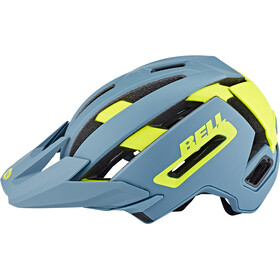 Bell Super Air MIPS Casque, matte/gloss blue/hi-viz